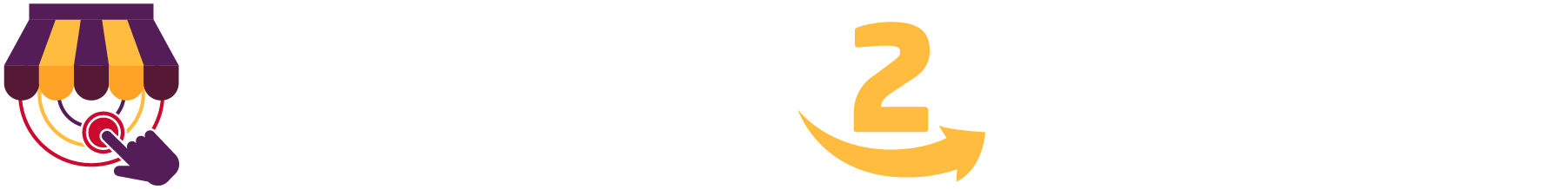 Bricks 2 Clicks Horizontal Logo