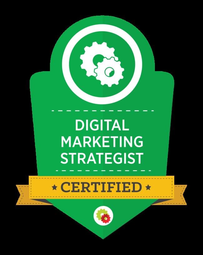 Digital Marketing Mastery Badge