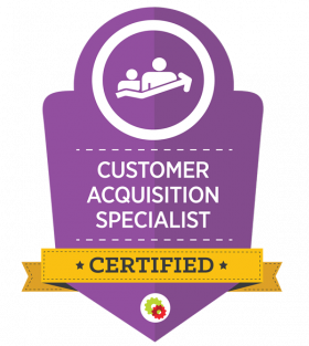 Customer Acquisition - Paid Traffic Mastery Badge