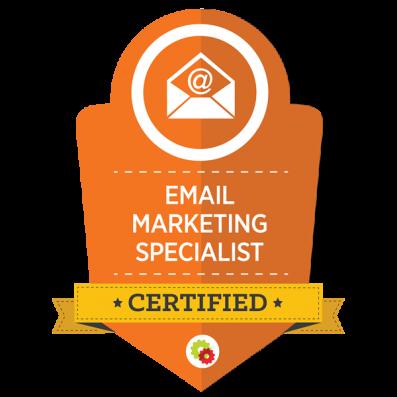 Email Marketing Mastery Badge